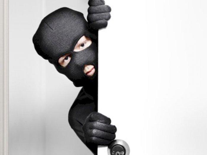 Sebelum Beraksi, Pencuri di Medan Sempat Makan dan Minum di Rumah Korban