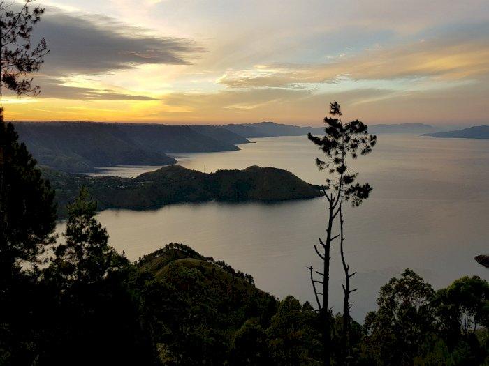 Gegara Corona, Jumlah Kunjungan Wisman ke Danau Toba Tak Penuhi Target Pemerintah