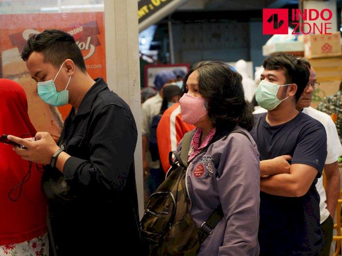 DKI Jakarta dan Jateng Masih Catat Penambahan Kasus Covid-19 Tertinggi Hari Ini
