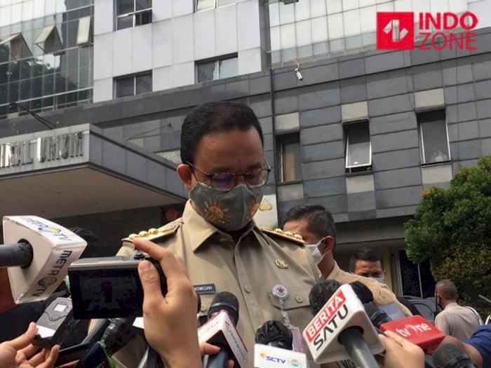 Bela Anies Soal Kerumunan HRS, Nasdem: Gubernur Sudah Lakukan Denda, Mau Apa Lagi?