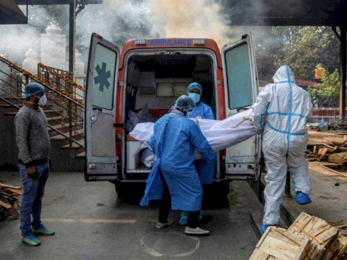 Kasus Virus Corona di India Turun ke Level Terendah