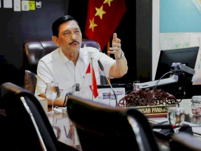 Kecam Kerumunan Sambut HRS, Luhut Sesalkan Pejabat yang Beri Karpet Merah, Sindir Anies?