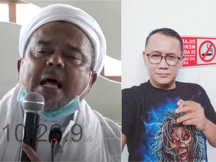 Video Rizieq Ancam Penggal Kepala Penista Islam dan Ulama, Ini Kata Denny Siregar