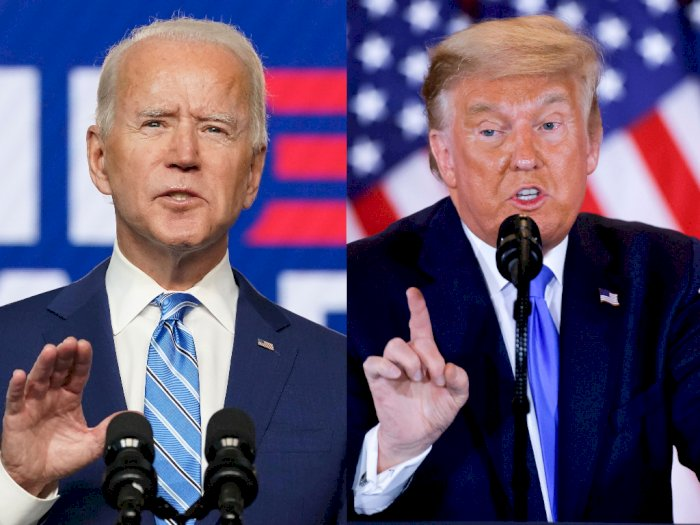 Halangi Transisi Kepresidenan, Biden Sebut Trump Bahayakan Wargadari Covid-19