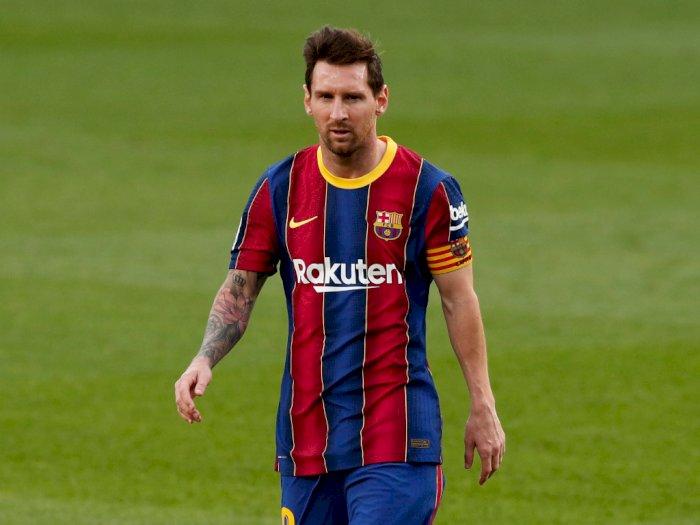 Presiden La Liga: Kami Siap Jika Messi Pergi