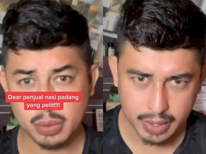 Viral Netizen Sindir Rumah Makan Padang yang Pelit, Sampai Capek Minta Sambal