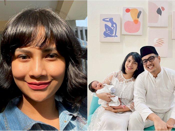 Ditemani Suami, Vanessa Angel Sambangi Rutan Pondok Bambu Guna Jalani Hukuman