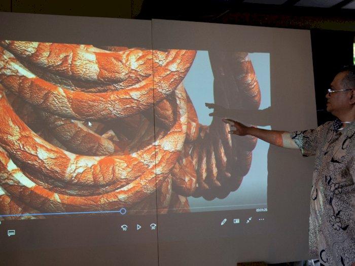FOTO: Seni Video Digital di Tadji Galeri