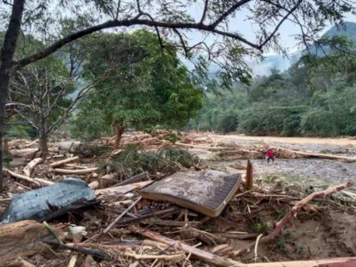 Berikut Sederet Dampak yang Terjadi Akibat Banjir Bandang di Landak River Bahorok