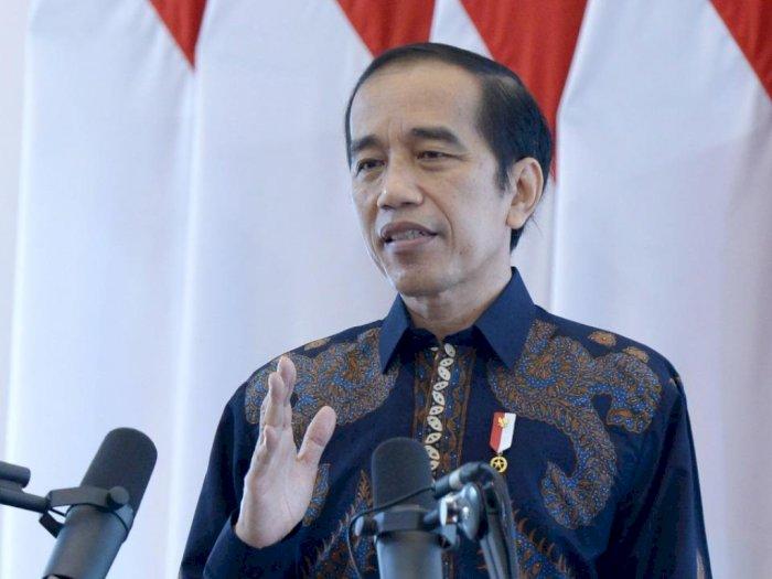 Presiden Jokowi Harap Muhammadiyah Ikut Lawan Hoaks Vaksin COVID-19