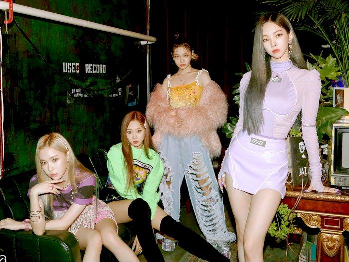 Penuh Warna dan Berbahaya, Inilah Debut Aespa Girl Group Terbaru SM Entertainment