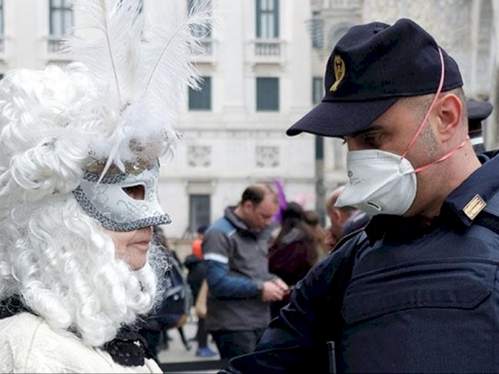 Ukraina Tambah 12 Ribu Kasus Hari Ini, Corona Dunia Kini Mencapai Hampir 56 Juta