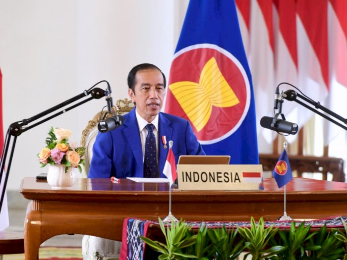 Presiden Jokowi: Potensi Pasar Digital Indonesia Tumbuh Sangat Menjanjikan
