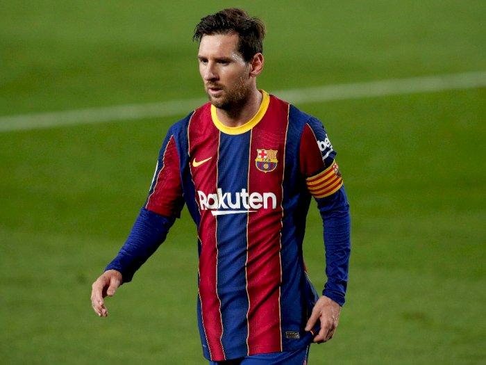 Messi sudah Siap Pergi dan City Menyambut, Tapi.....