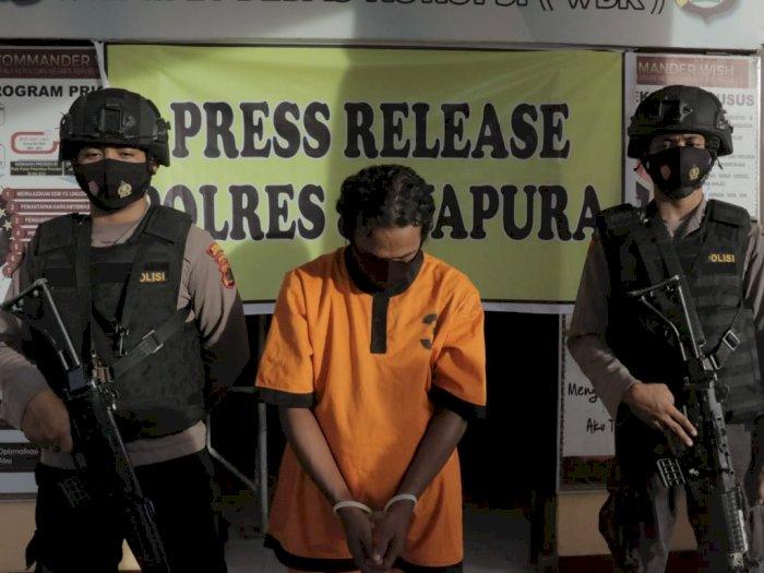 Korupsi Rp1,3 M untuk Judi, Kepala Kas PT Bank Papua Ditangkap Polisi