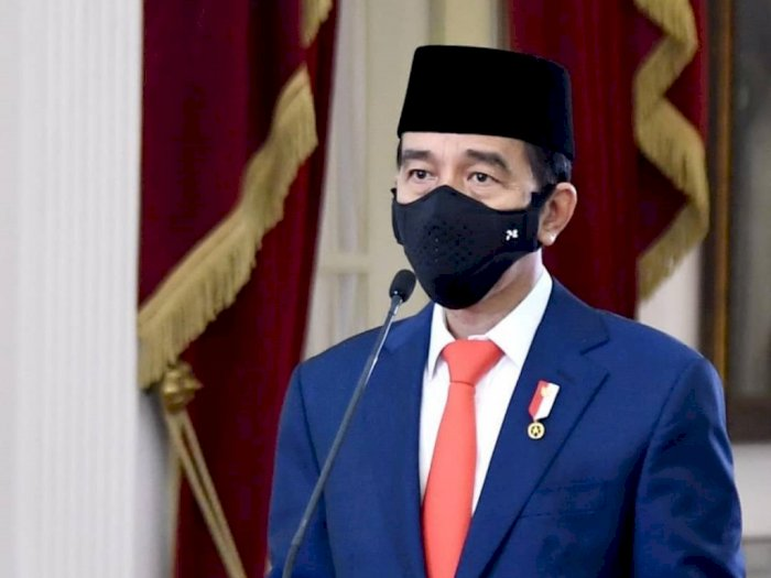 Jokowi Siap Jadi Orang yang Pertama Divaksin Covid-19