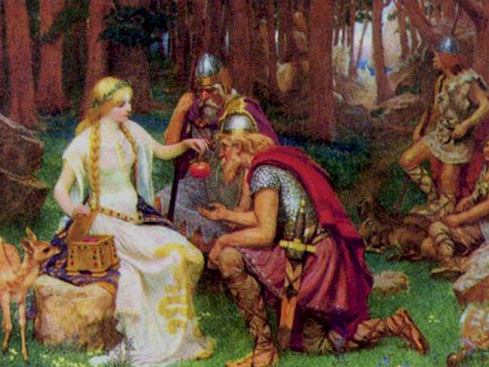 Dewi Idun, Pemilik Apel Awet Muda yang Beri Keabadian Dewa-Dewi Norse
