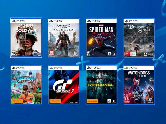 CEO Sony: Rp900 Ribuan untuk Game PlayStation 5 Merupakan Harga yang Wajar!