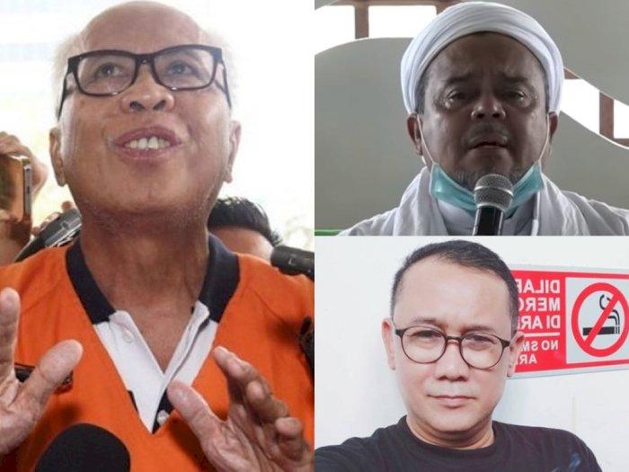 Heboh Habib Rizieq, Denny Siregar Unggah Surat OC Kaligis dari Penjara, Isinya Mengerikan!