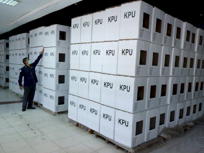 KPU Medan Pastikan Protokol Kesehatan Diberlakukan Ketat saat Pencoblosan