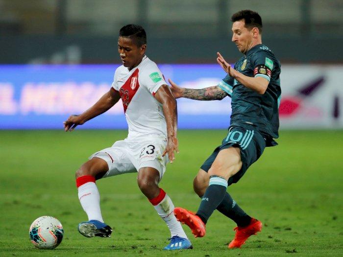 Peru Vs Argentina: Skor Akhir 0-2 Dimenangkan Argentina