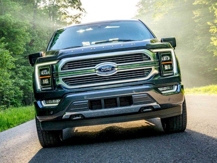 Banyak Diminta Orang-Orang, Mobil Ford F-150 2021 Tetap Pakai Mesin V8