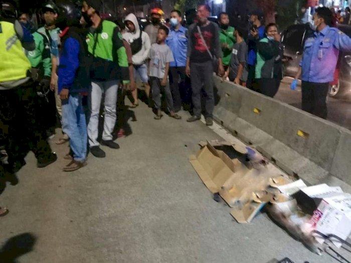 Viral Pejalan Kaki Ditabrak BMW hingga Tewas di Jakarta Barat, Begini Kronologinya