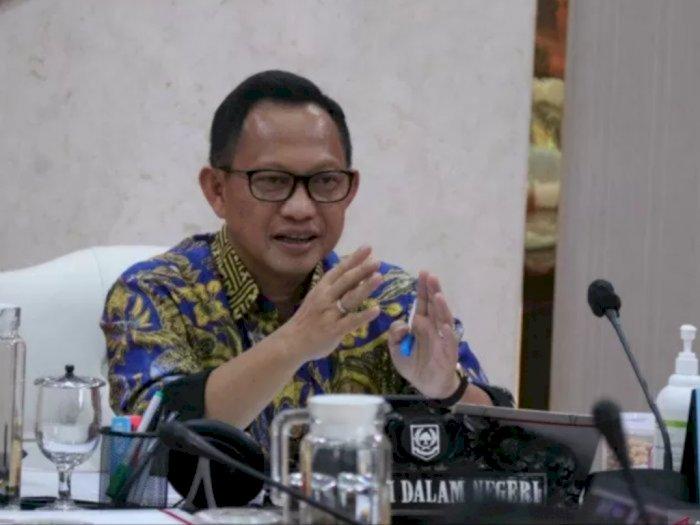 Mendagri Tito Keluarkan Instruksi, Kepala Daerah Bisa Dicopot Jika Langgar Prokes