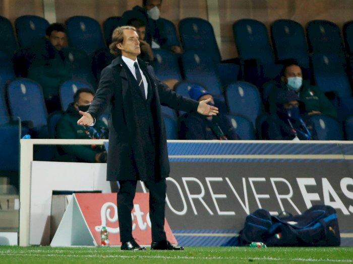 Banyak Talenta Muda, Roberto Mancini Dilema Pilih Skuad Italia untuk Euro 2020