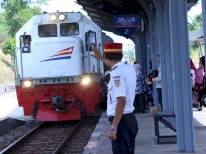 Heboh, Potongan Tubuh Manusia Berceceran di Sepanjang Rel Kereta di Bekasi