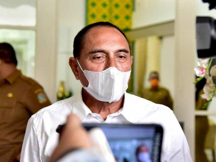 Gubernur Edy Sebut Pandemi Belum Usai, Pelanggar Protokol Kesehatan Tetap Ditindak Tegas