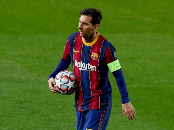 Dicap Sebagai Sumber Masalah di Barcelona, Messi: Saya Lelah Selalu Disalahkan