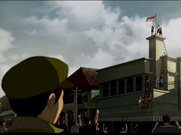 Bangga, Film Animasi 'Battle of Surabaya' Buatan Indonesia Ditayangkan di Argentina