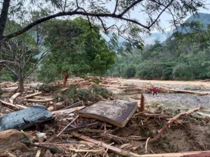 Banjir Bandang Bahorok Terjadi Diduga Karena Adanya Pembalakan Liar