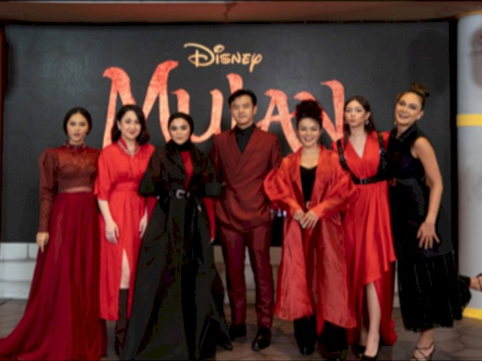 'Mulan' Tayang Ekslusif di Disney+ Hotstar Hadirkan Sentuhan Bintang Berbakat Indonesia
