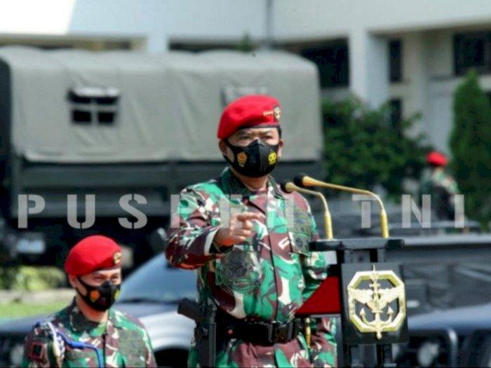 Panglima TNI Siapkan Pasukan KhususLawan Perusak Persatuan Indonesia