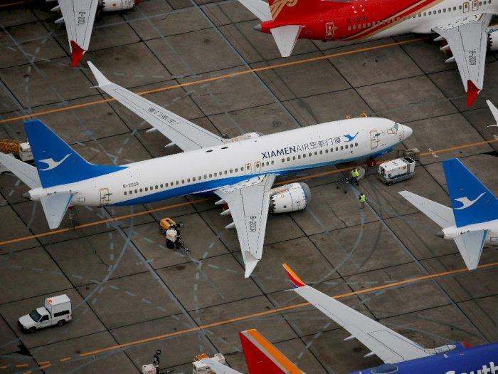 2 Tahun Tidak Mengudara, Boeing 737 Max Diizinkan Terbang Kembali Mulai Bulan Depan