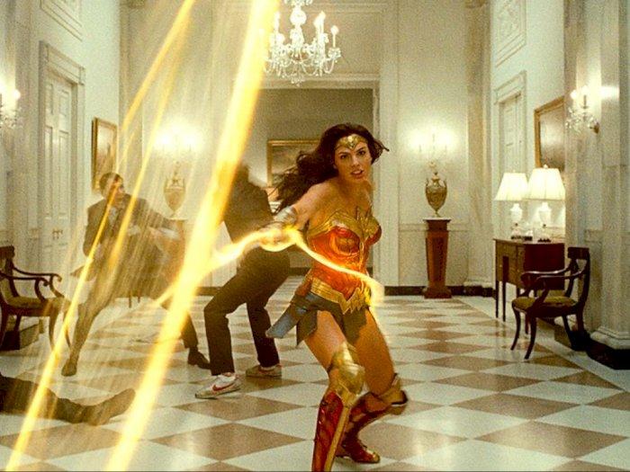 'Wonder Woman 1984' Debut di Bioskop dan HBO Max Akhir Tahun Ini