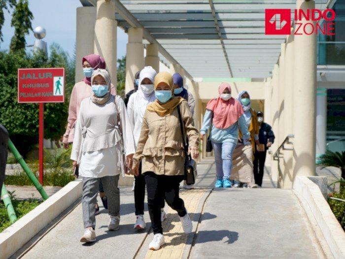Tambah 4.798, DKI Jakarta dan Riau Sumbang Kasus Covid-19 Tertinggi Hari Ini