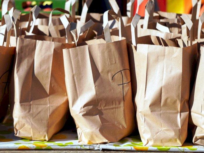 Benarkah Kantong Kertas Lebih Baik dari Kantong Plastik untuk Lingkungan?