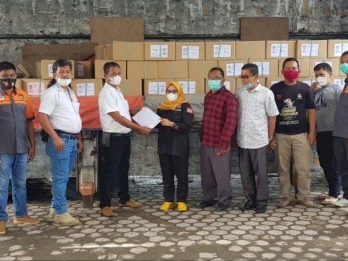 KPU Simalungun Cetak 777.638 Surat Suara Untuk Pilkada Serentak Mendatang
