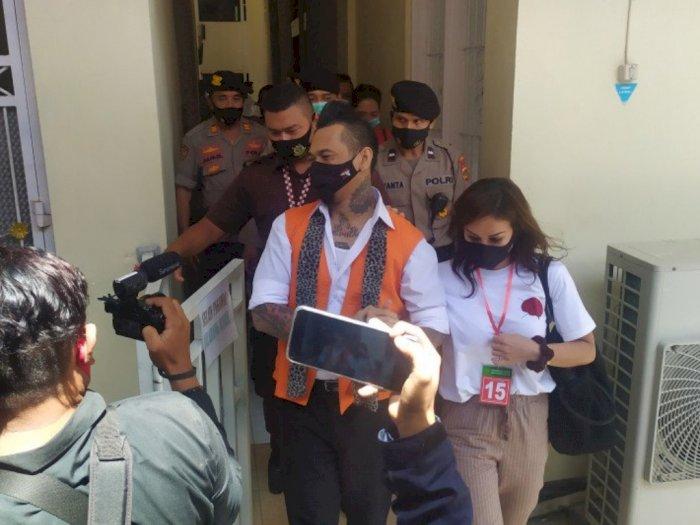 Jerinx SID Divonis 1 Tahun 2 Bulan Penjara