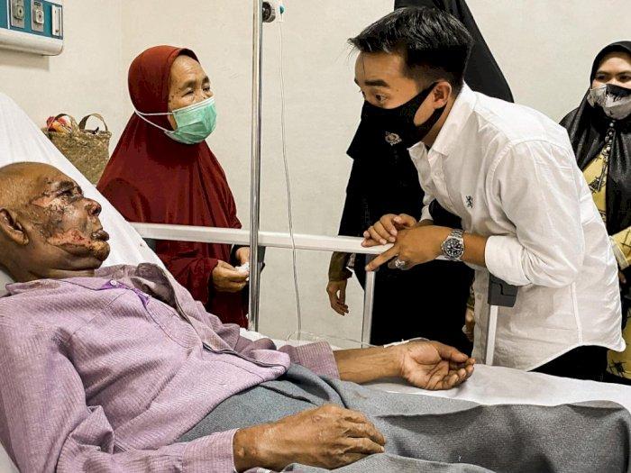Taqy Malik Bantu Kakek yang Disiksa karena Minta Rokok, Berhasil Kumpulkan Ratusan Juta