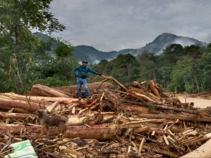 Banjir Bandang Bahorok Sudah Ditangani, TNI-Polri dan Warga Saling Bergotong-royong