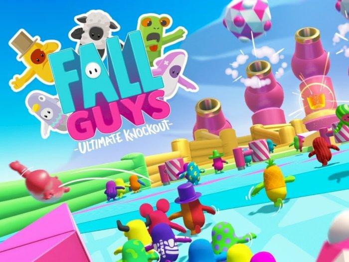 Penjualan Fantastis, Fall Guys Versi PC Laku 10 Juta Copy
