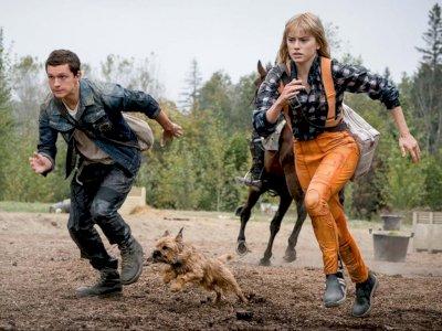 Trailer 'Chaos Walking' Pertama Rilis, Tampilkan Pertemuan Daisy Ridley dan Tom Holland