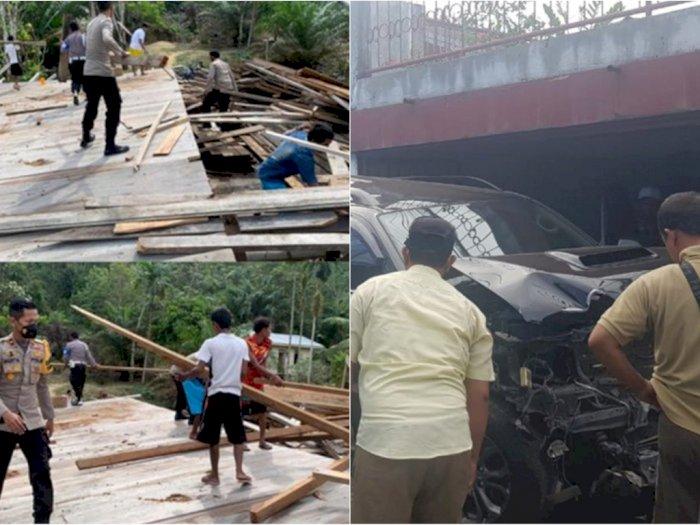 POPULER: Pesantren UAS Diterjang Puting Beliung, Warga Tak Sanggup Tolong Korban Tabrakan