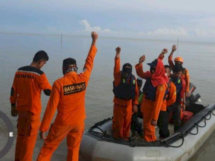 Hendak Selamatkan Sang Adik yang Jatuh dari Perahu, Nelayan di Sergai Hilang di Laut