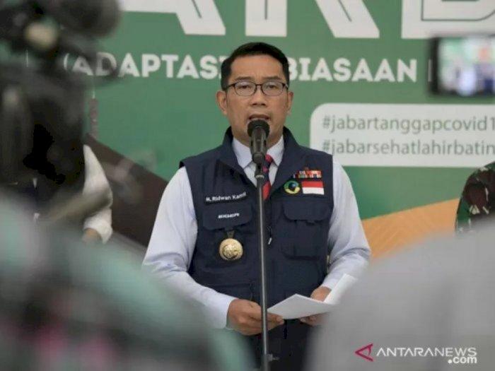 Hari Ini Bareskrim Periksa Ridwan Kamil Terkait Kerumunan Acara HRS