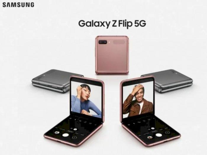 Samsung dan Huawei jadi Ponsel 5G Terlaris di Dunia
